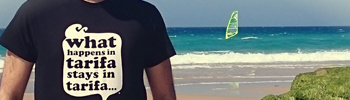 Las mejores camisetas de Tarifa