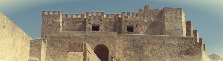 Castillo Medieval de Tarifa
