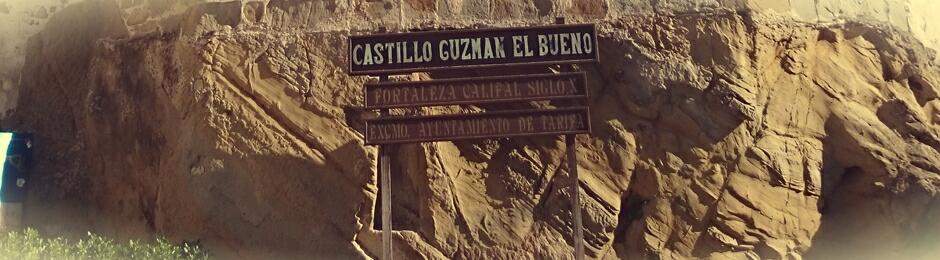 Entrada al Castillo de Tarifa