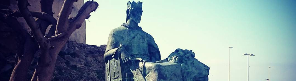 Estatua de Sancho IV el Bravo