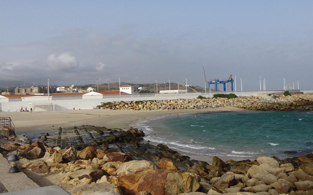Playa Chica de Tarifa
