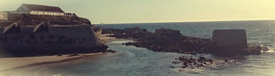 Puerto fenicio en la Isla de las Palomas de Tarifa