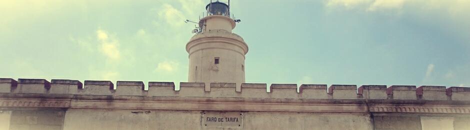 Faro de la Isla de Tarifa