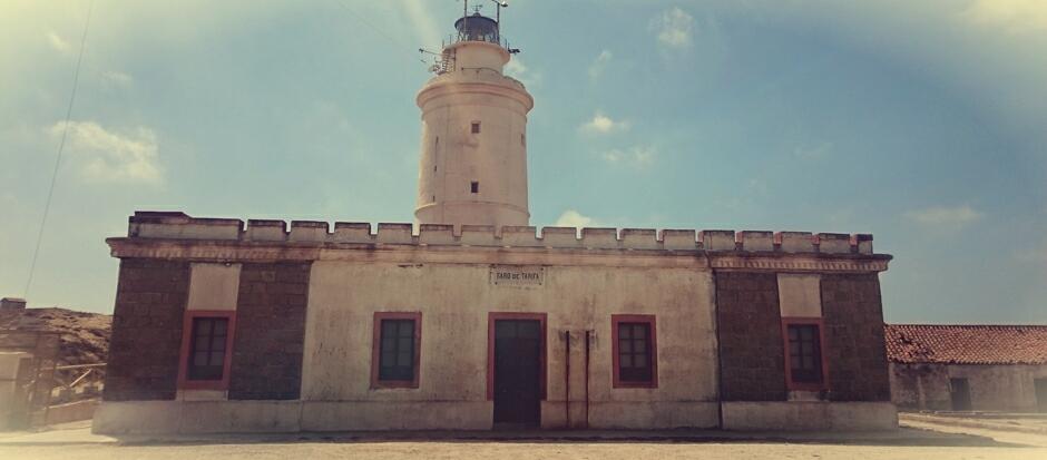 Faro de la isla de las Palomas, Tarifa