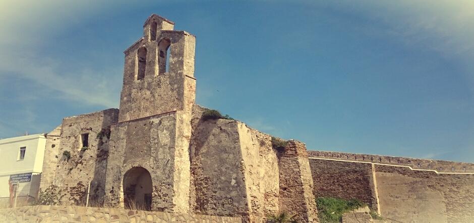 Iglesia de Santiago en Tarifa (Cádiz)