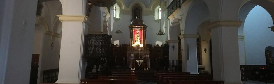 Templo de San Francisco de Asís en Tarifa