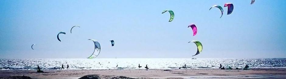 Cursos de iniciación al kitesurf en Tarifa