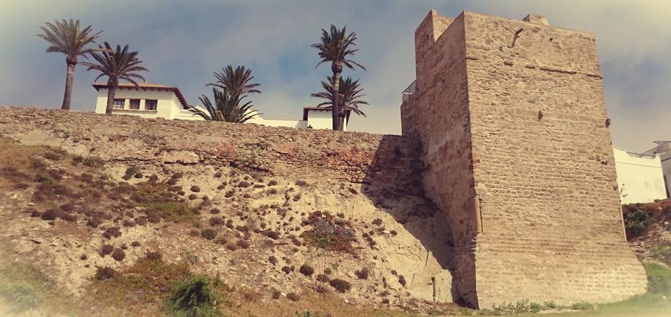 En Tarifa, la Torre del Miramar