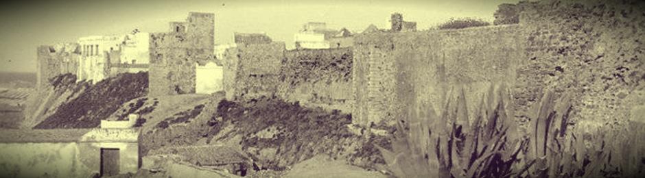 Muralla defensiva de Tarifa: Torre del Miramar