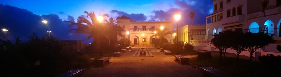 Noches de invierno en Tarifa