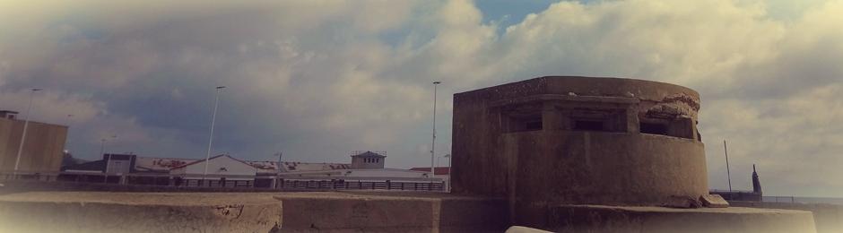 Batería de costa en Tarifa