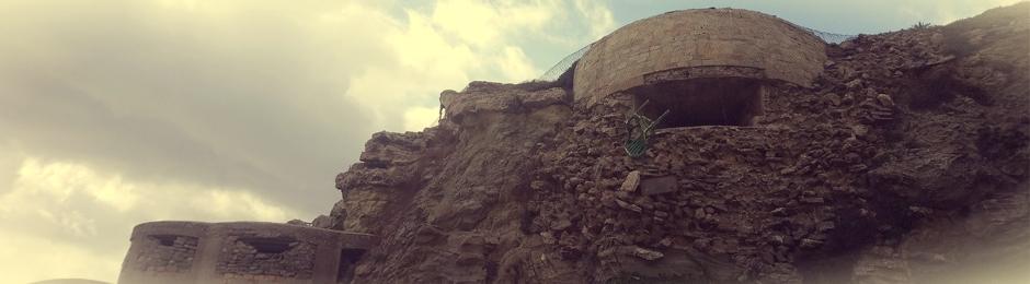 Bunkers de Tarifa