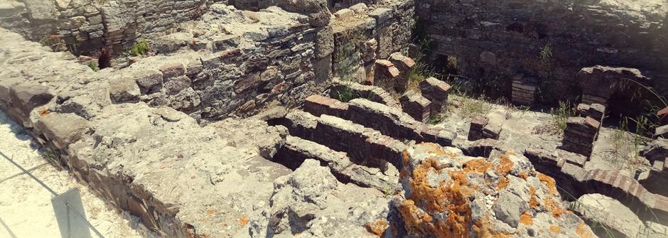 Termas romanas en Tarifa