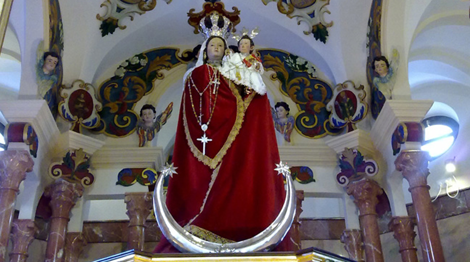 Virgen de la Luz, Patrona de Tarifa